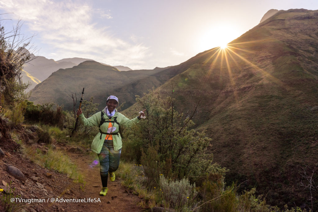 Mountain magic at Lesotho Ultra Trail 2017